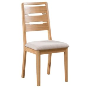 Curve Oak Dining Chair