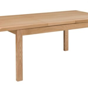Curve Dining Table Open