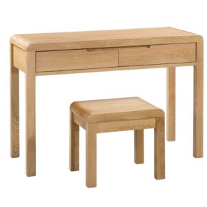 Dressing Table and Stool Curve