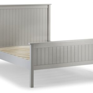 Maine Dove Grey Bed Frame